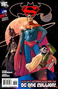 Superman Batman 79