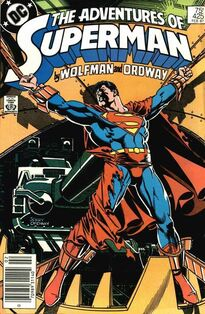 The Adventures of Superman 425