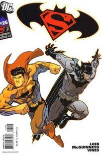 Superman Batman 25