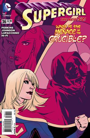 Supergirl: Crucible