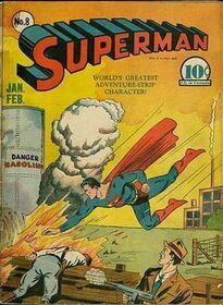 Superman Vol 1 8