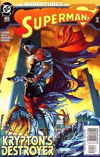 The Adventures of Superman 625