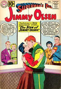 Supermans Pal Jimmy Olsen 056