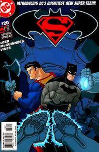 Superman Batman 20