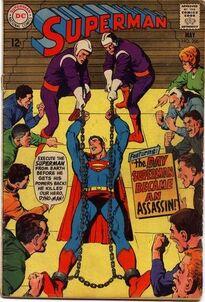 Superman Vol 1 206