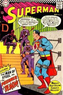 Superman Vol 1 191