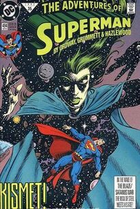 The Adventures of Superman 494