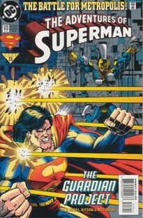 The Adventures of Superman 513