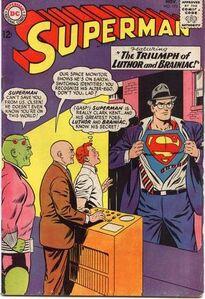 Superman Vol 1 173