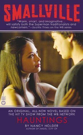 Smallville novel 03 Hauntings.jpg