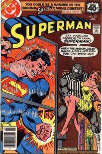 Superman Vol 1 331