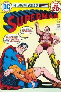 Superman Vol 1 281