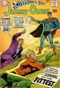 Supermans Pal Jimmy Olsen 115