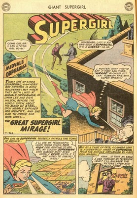 The Great Supergirl Mirage
