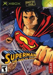 Superman: The Man of Steel (video game)