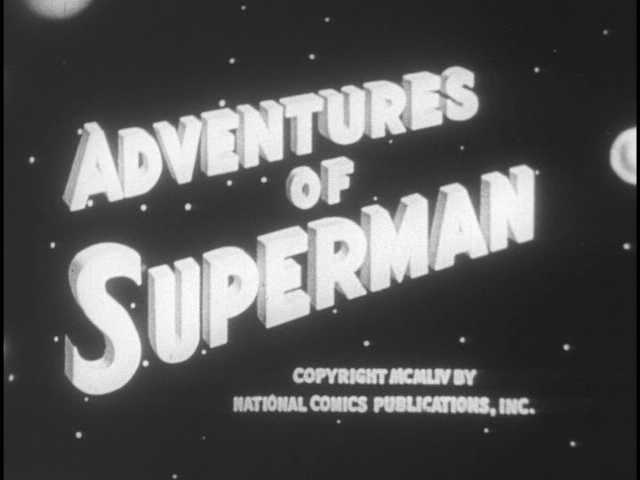 Adventures of Superman (TV)