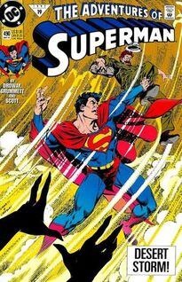 The Adventures of Superman 490