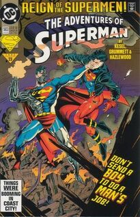 The Adventures of Superman 503