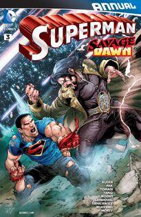Superman Annual Vol 3 3
