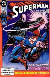 Superman Vol 2 49