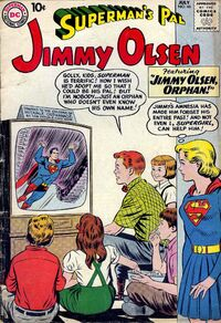 Supermans Pal Jimmy Olsen 046