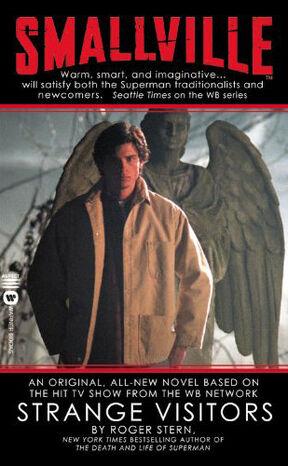 Smallville novel 01 Strange Visitors.jpg