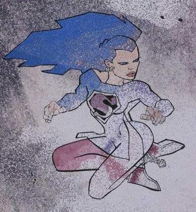 Supergirl (Lara)
