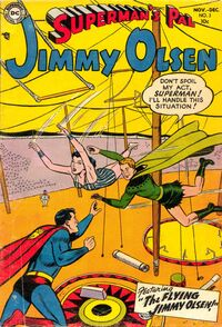 Supermans Pal Jimmy Olsen 002