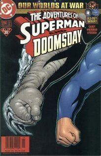 The Adventures of Superman 594