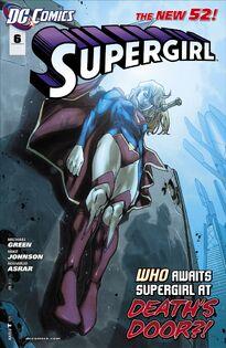 Supergirl 2011 06