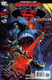 Superman Batman Annual 5