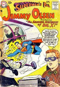 Supermans Pal Jimmy Olsen 029