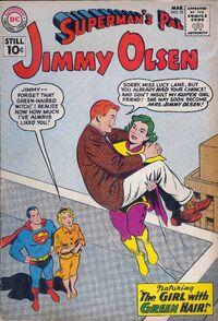 Supermans Pal Jimmy Olsen 051
