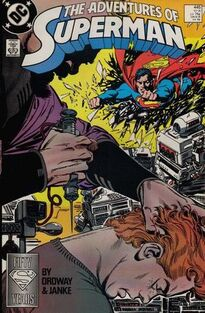 The Adventures of Superman 445