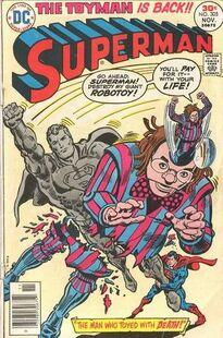 Superman Vol 1 305