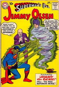 Supermans Pal Jimmy Olsen 042