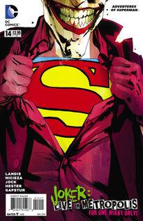 Adventures of Superman Vol 2 14