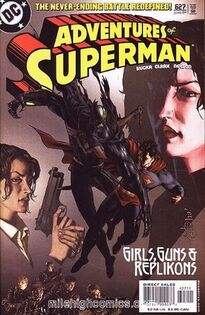 The Adventures of Superman 627