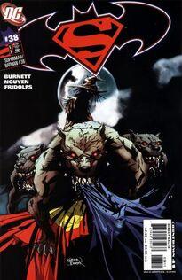 Superman Batman 38