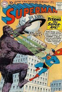 Superman Vol 1 138