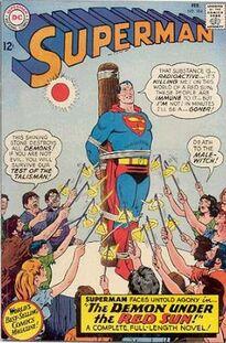 Superman Vol 1 184