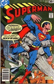 Superman Vol 1 325