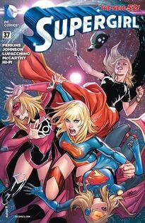 Supergirl 2011 37