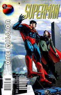 Superman Vol 2 1000000