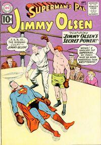 Supermans Pal Jimmy Olsen 055