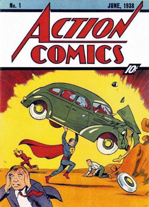 List of Action Comics stories