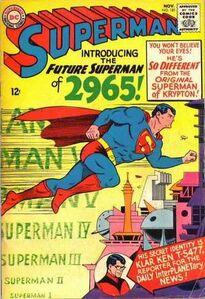 Superman Vol 1 181