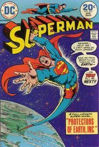 Superman Vol 1 274
