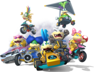 620px-Koopalings Artwork - Mario Kart 8