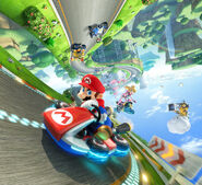 Illustration 2 - Mario Kart 8